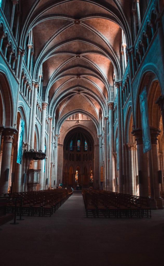 Photographie d'une Eglise en Suisse