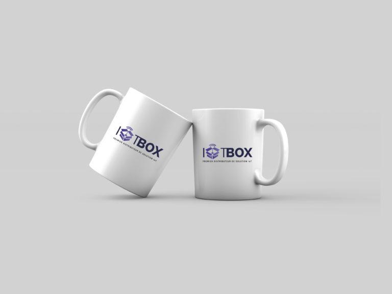 Refonte du logo de IOTBOX